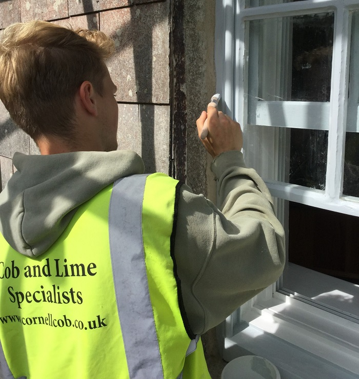 Window Restoration in Cornwall