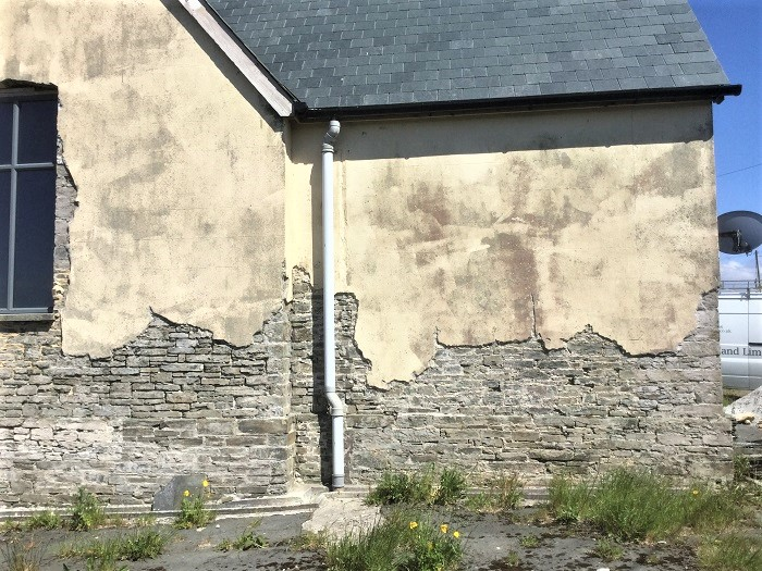 Breathability in Old Buildings in Cornwall