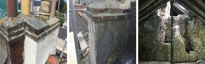 Chimney Repairs in Cornwall