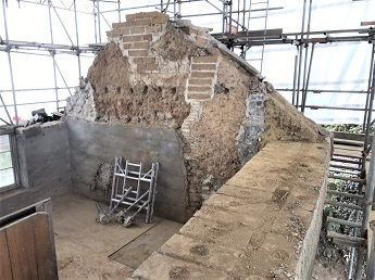 Cob Repair Cornwall