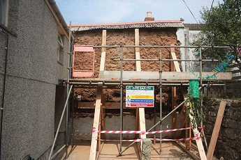 Cob Structural Report Assessment Cornwall