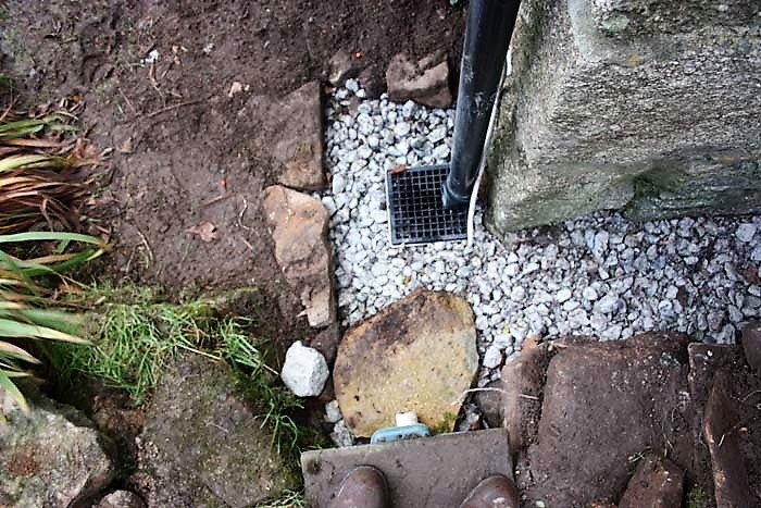 French Drain Cornwall