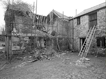 Historic Building Restoration Specialists Cornwall
