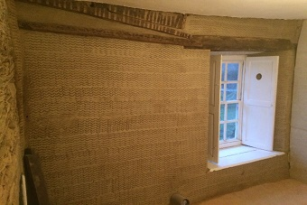 Lime Plastering in Cornwall