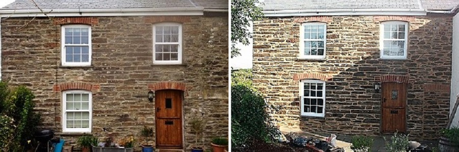 Lime Pointing Perranporth