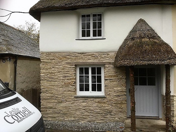 Lime Pointing vs Lime Rendering Cornwall