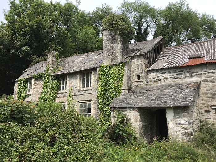 Listed Building Restoration Cornwall a