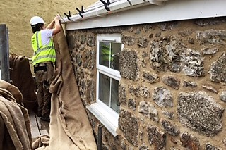 Lime Repointing Redruth
