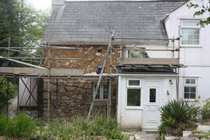 cob repair truro cornwall