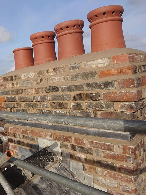 Chimney and Structural Repairs Truro