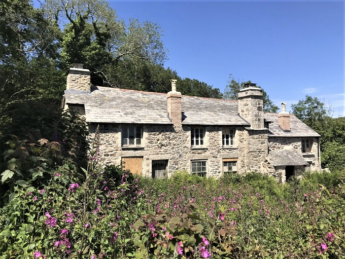 Listed Building Restoration Cornwall 2
