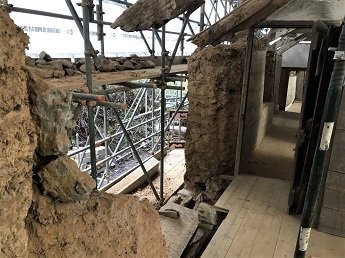 Listed Building Restoration Cornwall 5b