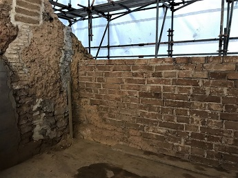 Listed Building Restoration Cornwall 5c