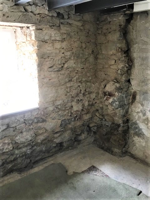 Lime Plaster Repair Falmouth 1