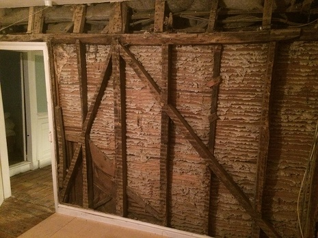 Lath and Plaster Repairs Cornwall