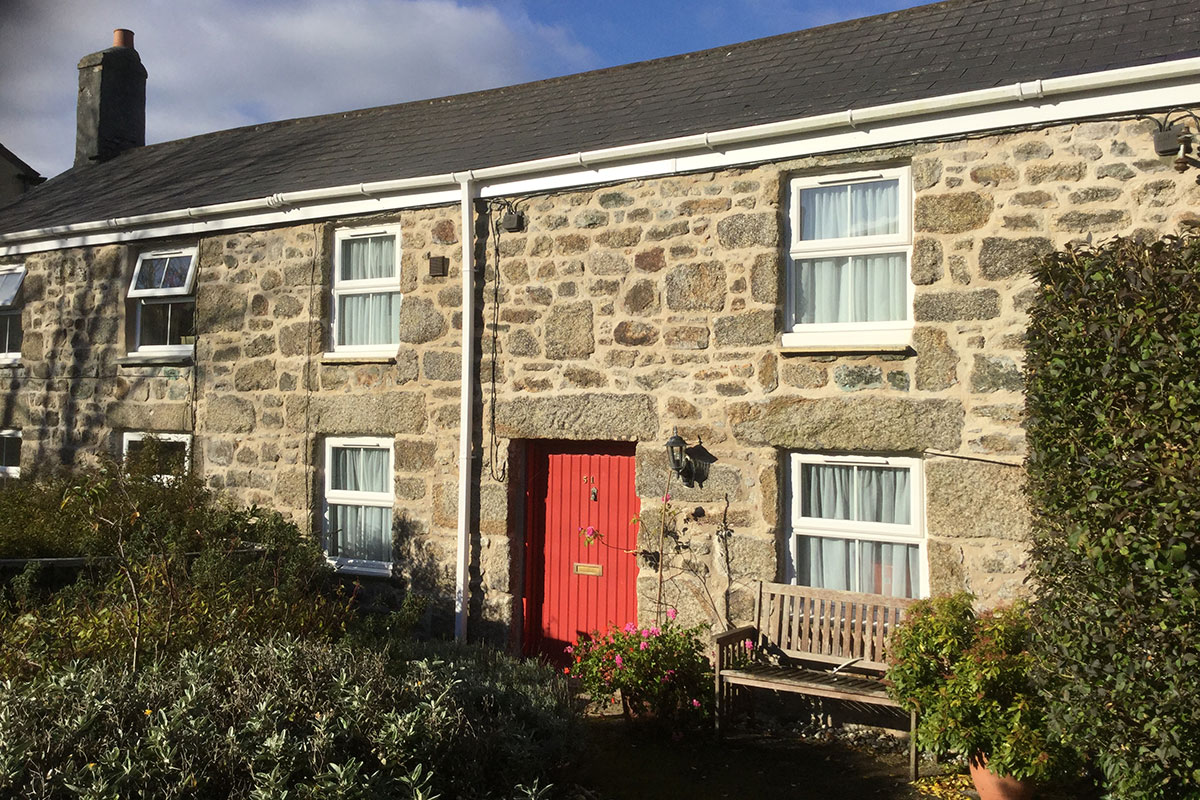 Lime Pointing & Land Drainage in Cornwall