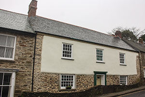 Lime Pointing & Lime Rendering in Cornwall