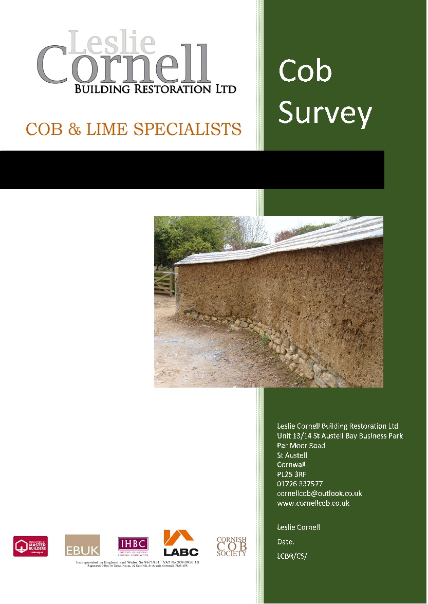 Cob Survey