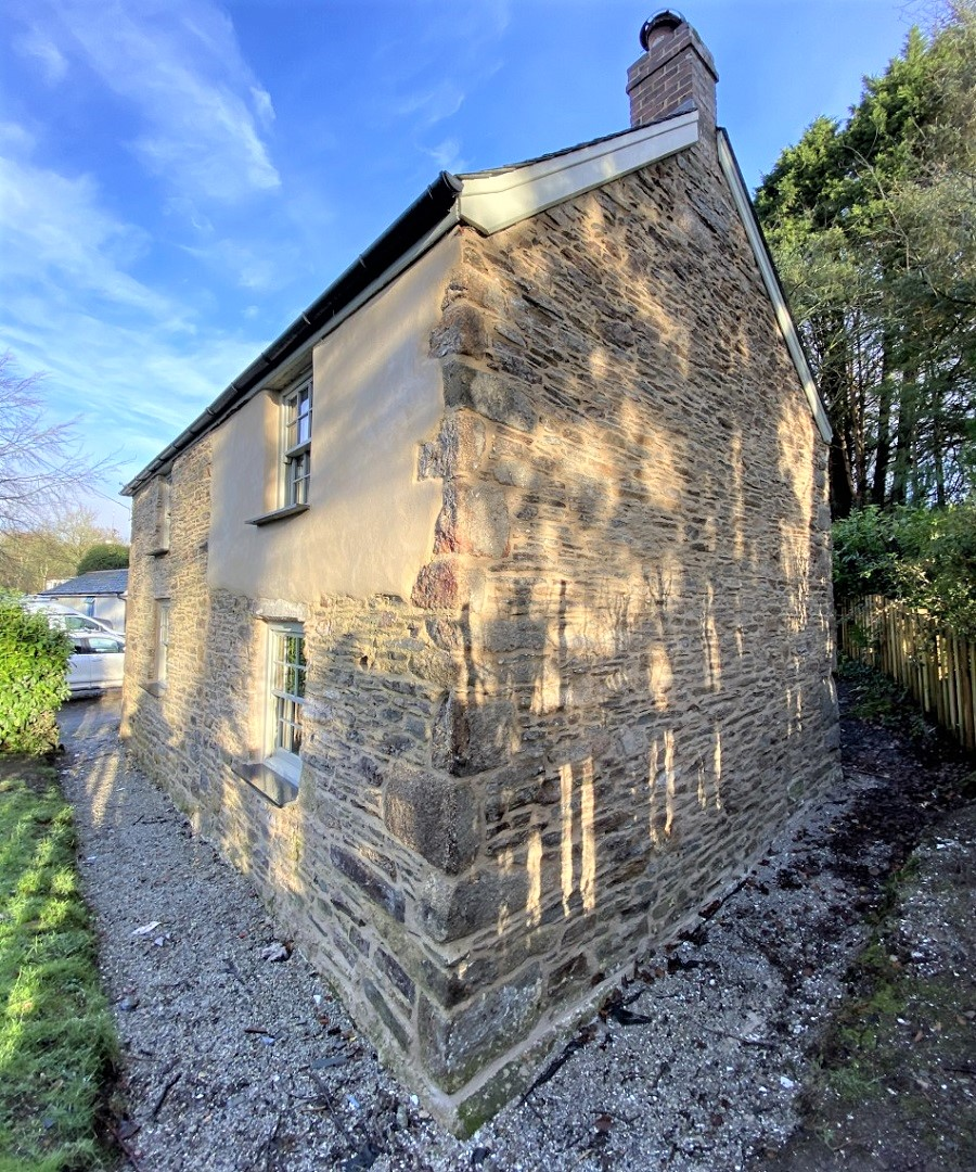 18th Century House Lime Works Cornwall 2