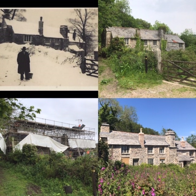 Historic Listed Building Restoration Cornwall