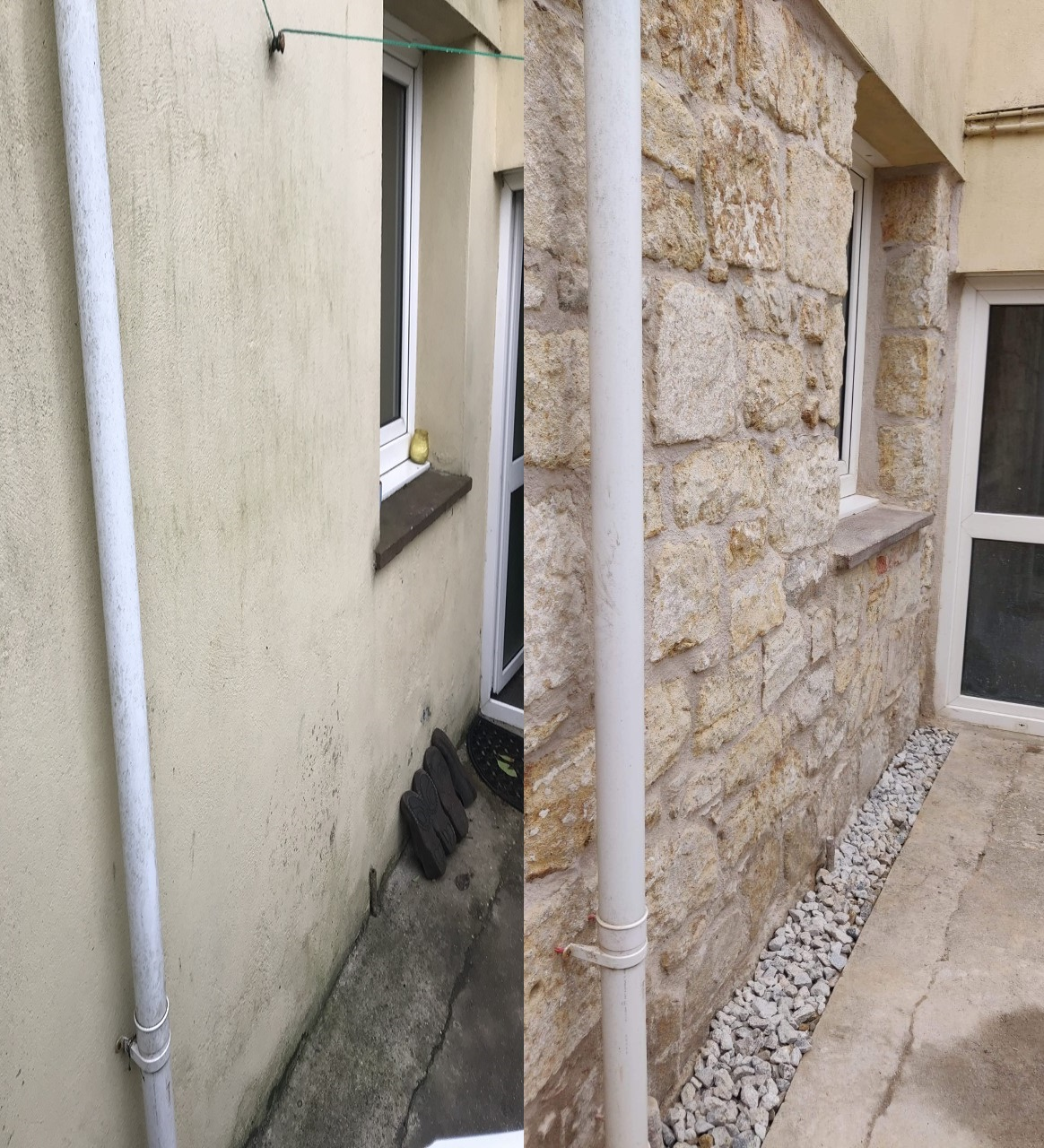 Lime Repointing and Land Drainage Cornwall