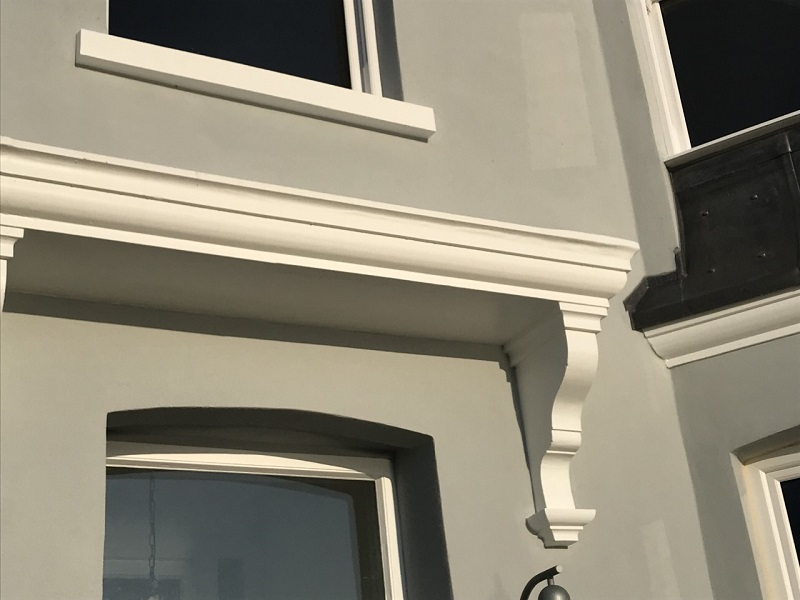 Lime Rendering and Breathable Paint Cornwall