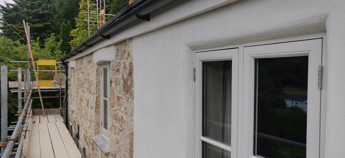Lime Pointing and Lime Rendering Cornwall