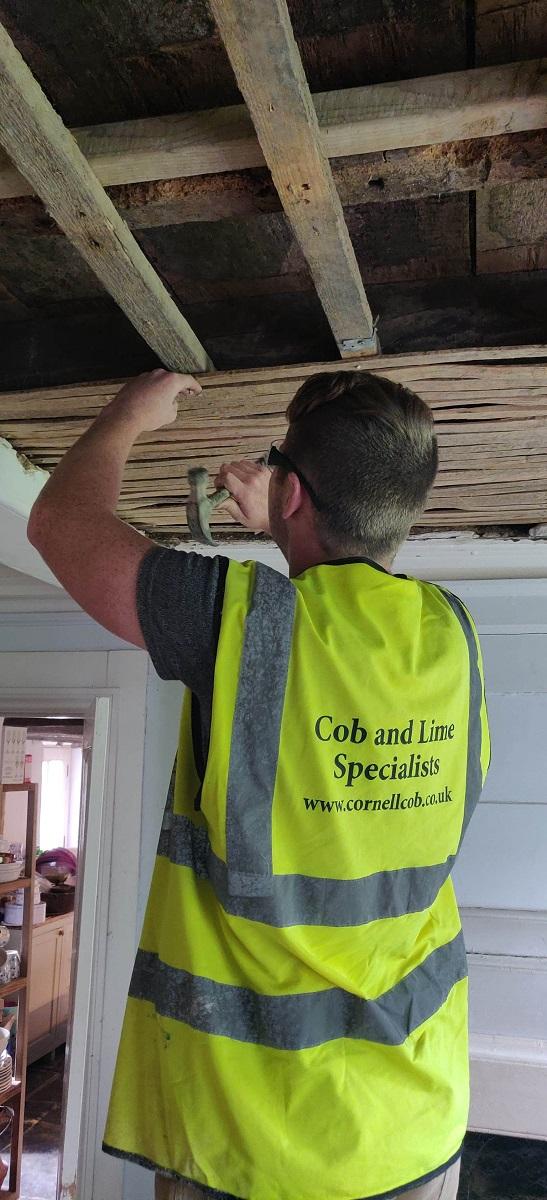Lath Repairs Cornwall