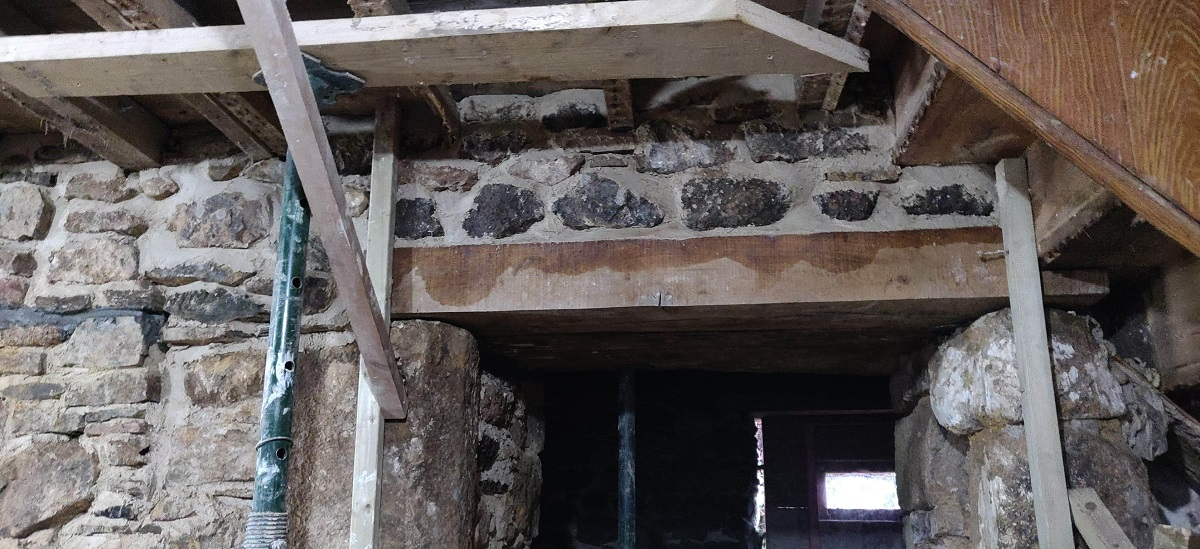Lintel Replacement Cornwall