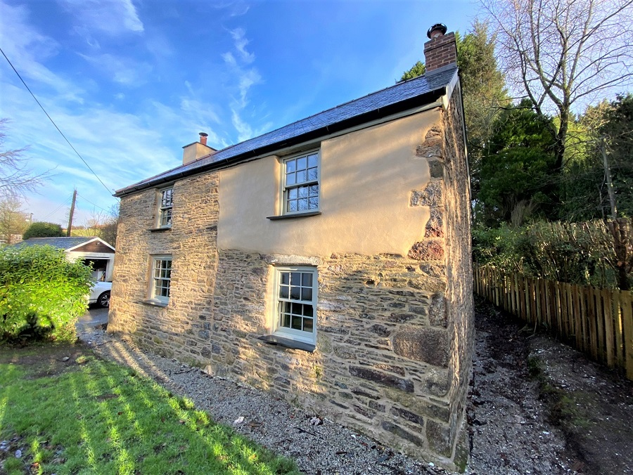 Lime Rendering and Lime Pointing Cornwall