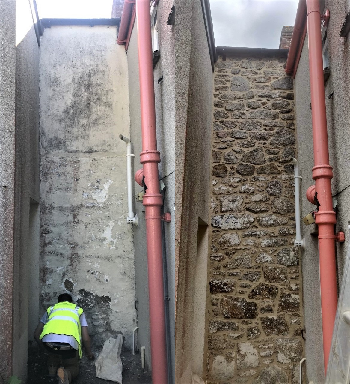 Lime Pointing Charlestown