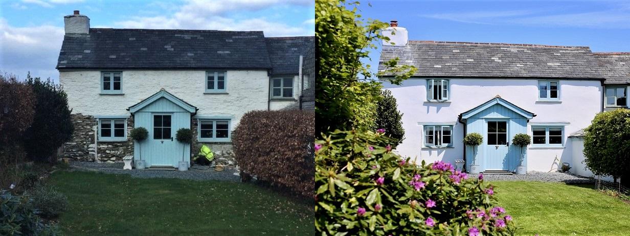 Period Property Renovation Cornwall