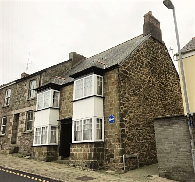 Lime Pointing Listed Building Cornwall