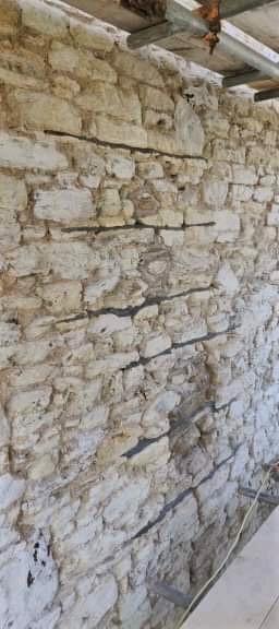 Structural Helibar Stitch Crack Repair Cornwall
